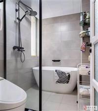玻璃or浴帘,淋浴房用什么隔断好?