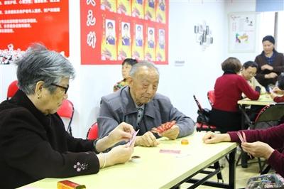 以牌会友、夕阳放彩--枝江老年公社第二届花牌比赛顺利举行