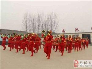 无极南池阳村村貌