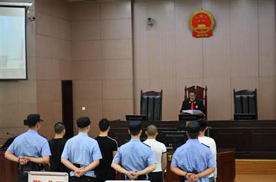 富顺李某某等4人恶势力犯罪集团案二审维持原判