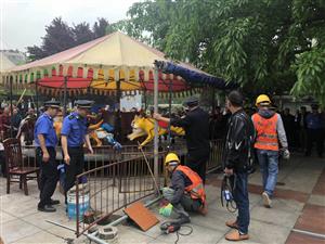 广安区综合行政执法局 重拳出击开展城北体育场集中治理