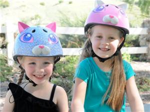 怎样选购儿童头盔?