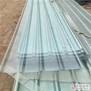 博尔耐阳光板入驻营口立交桥钢材市场