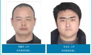 关于公开征集以郎俊峰、陈?#20142;?#20026;首的犯罪团伙违法犯罪线索的通告
