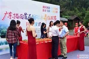广东揭西首届国际水舞狂欢节