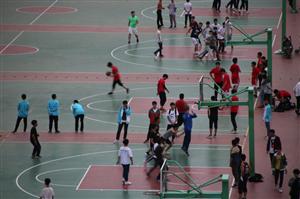 临泉一中被遴选为全国校园篮球特色学校