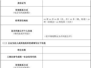 """城口县高发钡矿有限公司""""钡矿开采项目"""" 环境影响第一次公示"""