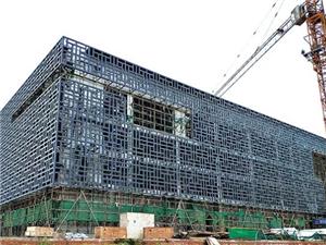 最新施工进展来了!都快忘了富顺在建中医院东区分院!