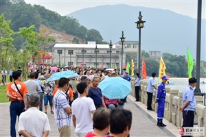 """2019年揭西县""""榕江杯""""端午龙舟竞赛"""