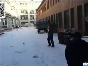 【视频】宾西一小区下起石头雨,究竟是怎么回事?