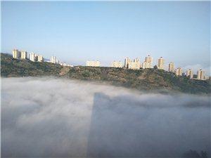 一座云端上的城