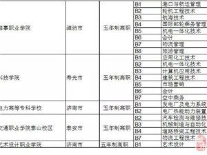 2019年泰安普通中�U�1038人,�有高�、��范�?啤�3+4��c本科
