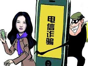 金沙平台网址县公安局成功打掉一个电信网络诈骗团伙