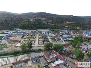 【航拍张家川】张家川镇峡口村,一个山青水秀的美丽家园