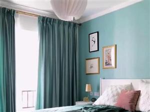 珠海家装选择窗帘有哪些方法,窗帘如何搭配?