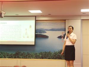 """市妇联举办荆门市2019年""""妇女儿童公益""""服务项目 路演"""