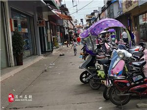 亚博体育yabo88在线街头实拍!商贸城发生的这一幕令人触目惊心,有人却习以为常...