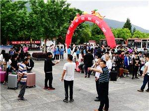 酉阳职教中心喜迎八百多名新生