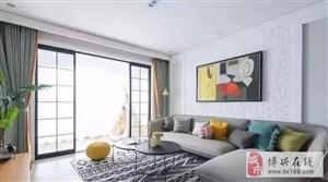 110平三居室,全屋简洁漂亮,符合年轻人的审美,太有气质了!