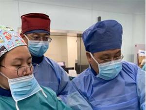 山医大二院完成省内首例Impella支持下复杂冠脉介入治疗