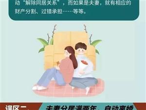 离婚常见的15大误区,了解真正的婚姻法!