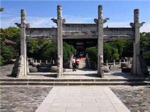 昨日起,桐城文庙已重新全面对外开放