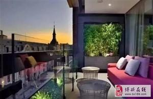 家里有个这样的阳台真好,都不愿意去客厅了!