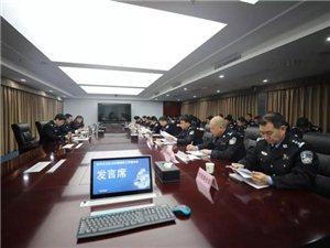 荆门公安纵深推进扫黑除恶,立案查处55起,抓获376名涉恶犯罪嫌疑人