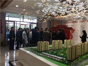 宾县九颂·禧悦项目顺利通过国家住建部检查