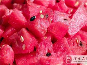 澳门拉斯维加斯人夏季吃西瓜,四大禁忌记心中,别大意