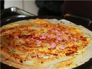 新县特色美食――让人魂牵梦萦的鸡蛋饼