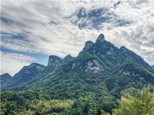 大美金寨之探访五猴山