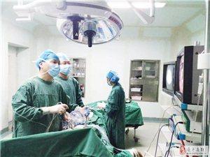 澳门金沙网址站仁安医院外科专家李富国的五月!