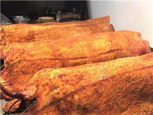 女大学生毕业卖烤猪肉!一天要烤5头猪,四年买两套房!
