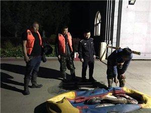 宾县公安局抓获一名盗窃湖鱼违法行为人