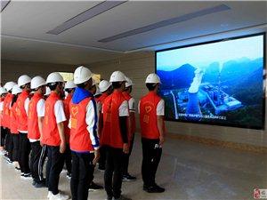 临泉县环保公共设施正式对外开放参观
