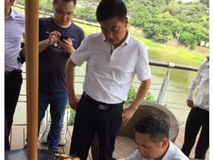 备战四川国际文化旅游节,釜溪河畔张家沱迎焕新
