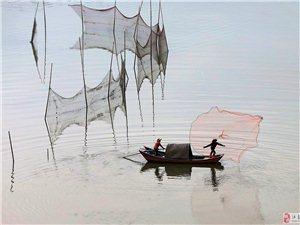捕捞绝技―摄于霞浦。