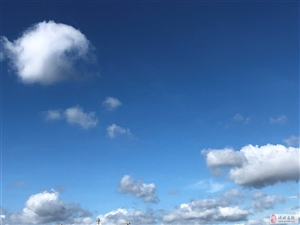 好美的天空!赞……