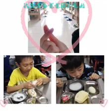 吴汝纶公学粽情端午一家亲 爱暖校园五月五