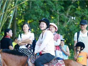 玩龙水、赛皮艇、骑马、赢奖品……这个端午在白沙过得很开心!