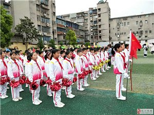 枝江市团结路小学让学生在活动中成长