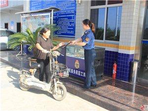汉中公路局褒河检测站全面提升执法服务水平