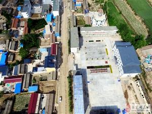 【航拍张家川中小学】鸟瞰川王中学,你没见过的校园风光