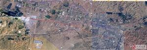 平川区城区公路路网示意图