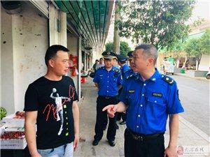 """吴国强:甘当城管工作的""""老黄牛"""""""