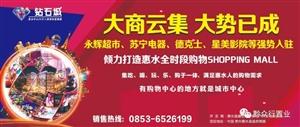 6月15日钻石城招商发布会启幕,永辉超市等品牌商家率先签约