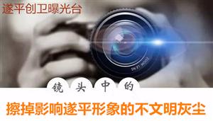 【曝光台】金沙平台网址这些人被镜头抓拍,快看有你认识的吗?