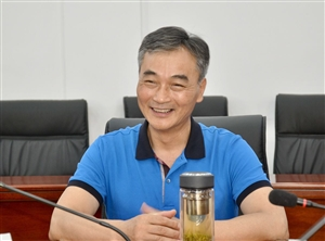 朱学东、蒋晨明莅临明光酒业考察指导