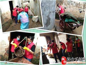 和睦村:洪水退去后的�嘏�